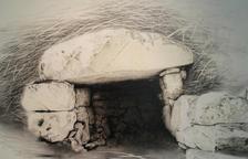 Formació d'artesans en pedra seca a Ordino