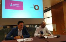 Divuit empreses del país treballen amb el núvol d'Andorra Telecom