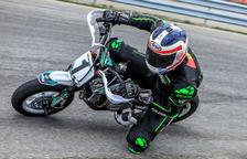 Les motos prenen pes al Circuit d'Andorra