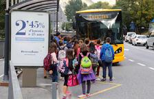 Recurs contra les tres adjudicacions de les línies d'autobús