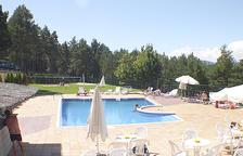 Combatre la calor a la piscina