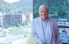 Miquel Alís porta a la Batllia l'acord d'inversions del comú amb Saetde