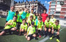 Rodrigo Moreno i Marta Corredera obren el Nike Camp