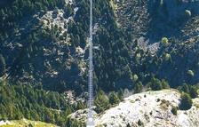 El comú inverteix 2,6 milions en dos ponts penjants