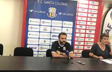 """El Vall Banc afronta el duel contra l'FC Astana sense """"cap pressió"""""""