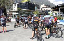 L'Andorra Bike Race té un dia més i 130 participants
