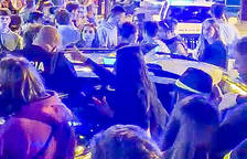 La policia se centra a buscar l'agressor de l'agent a Sant Julià