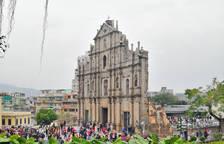 Un temple cristià al llunyà orient