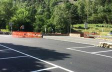 30 aparcaments nous prop de la Vall del Madriu