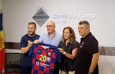 Encamp i l'FC Barcelona volen seguir junts