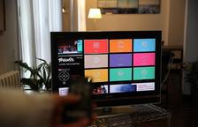 Quatre canals de televisió canvien la freqüència