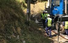 Andorra Telecom soterrarà 1.300 metres de cables de fibra òptica a Escàs