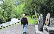 Ansalonga recupera les pedres de la mola pública