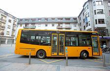 Últims preparatius per començar el dos de setembre el nou servei de bus