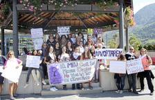 Stop Violències demana reunir-se amb Macron per l'avortament