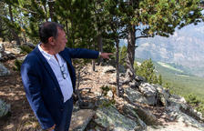 La tirolina a Naturlandia tindrà un cost de 4,8 milions d'euros