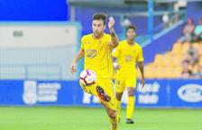 Casadesús tanca el mercat de fitxatges de l'FC Andorra
