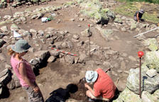 Adjudicada l'excavació de l'orri d'Encenrera