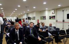 La UEFA deixa en mans de la justícia el 'cas Cautxú'
