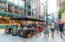 Les associacions de comerciants aposten per un nou model de negoci