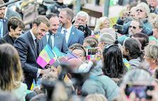 Macron sedueix