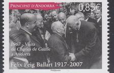 """""""De Gaulle va ser clau per a la nacionalitat"""""""