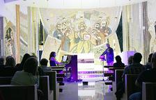 L'església de Sant Julià plena de bandes sonores