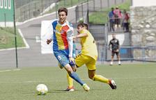 La punteria, un dels punts a millorar de l'FC Andorra