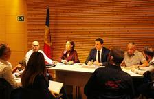 Gallardo es compromet a resoldre les demandes laborals del Pas
