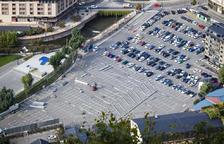 L'aparcament del Parc Central quedarà tancat del 6 al 31 d'octubre