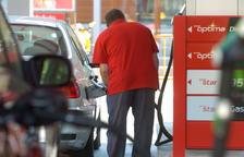 Els preus dels carburants se situen per sota dels del setembre del 2018