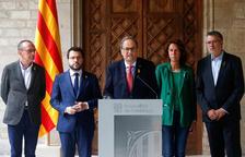 Torra insta Sánchez a fixar data de reunió per a una solució política