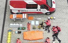 La Creu Roja s'apunta al 'Tetris Challenge'
