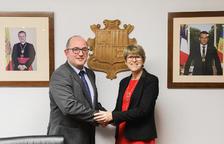 Conveni de col·laboració amb França