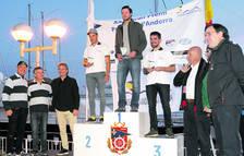 Segona posició per a Gorka Arajol i cinquè lloc per a la tripulació 'Wave' a Arenys de Mar
