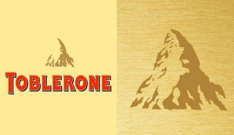 Toblerone logotip