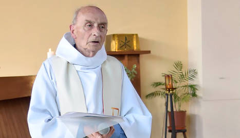Jacques Hamel, el sacerdot assassinat per l'ISIS.