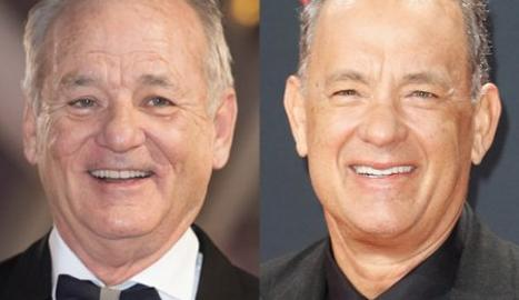 Bill Murray i Tom Hanks