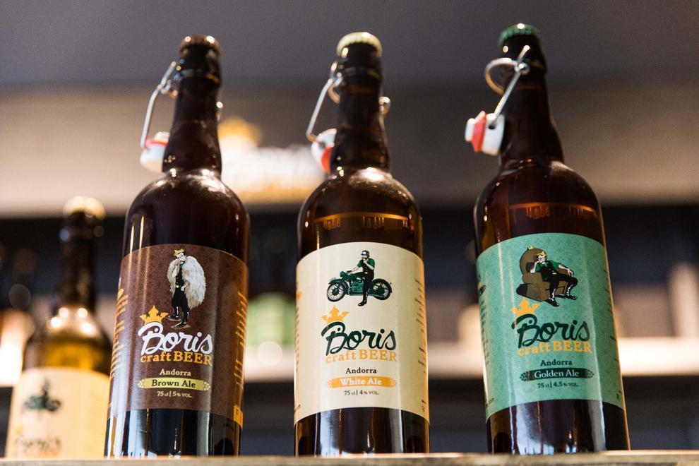 Cervesa Boris